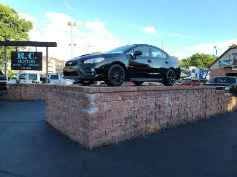 2018 Subaru WRX for sale at R C Motors in Lunenburg MA