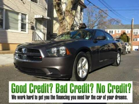 2014 Dodge Charger for sale at Cypress Motors of Ridgewood in Ridgewood NY