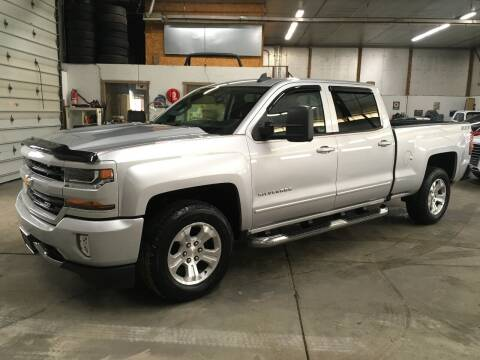 2016 Chevrolet Silverado 1500 for sale at T James Motorsports in Gibsonia PA