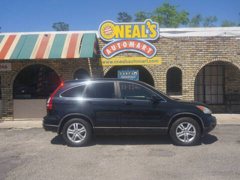 2011 Honda CR-V for sale at Oneal's Automart LLC in Slidell LA