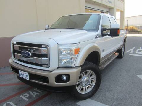 2011 Ford F-250 Super Duty for sale at PREFERRED MOTOR CARS in Covina CA