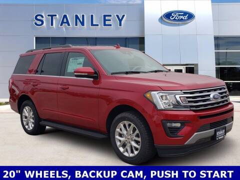 2020 Ford Expedition for sale at Stanley Ford Gilmer in Gilmer TX