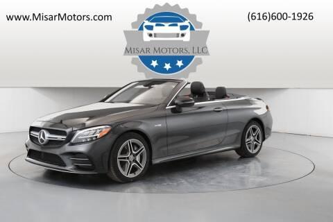 2019 Mercedes-Benz C-Class for sale at Misar Motors in Ada MI