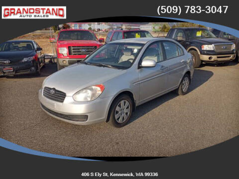 2010 Hyundai Accent for sale at Grandstand Auto Sales in Kennewick WA
