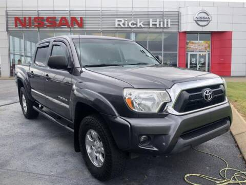 2015 Toyota Tacoma for sale at Rick Hill Auto Credit in Dyersburg TN