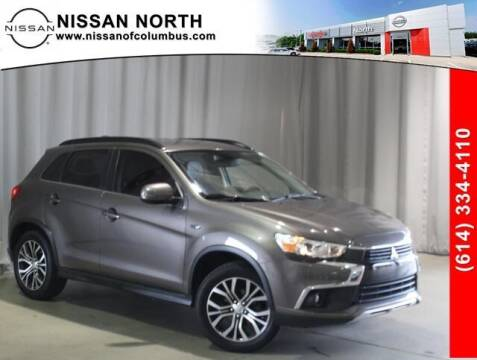 2017 Mitsubishi Outlander Sport for sale at Auto Center of Columbus in Columbus OH