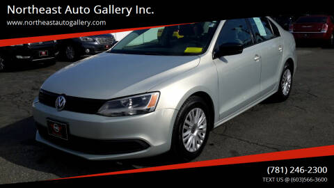 2011 Volkswagen Jetta for sale at Northeast Auto Gallery Inc. in Wakefield Ma MA