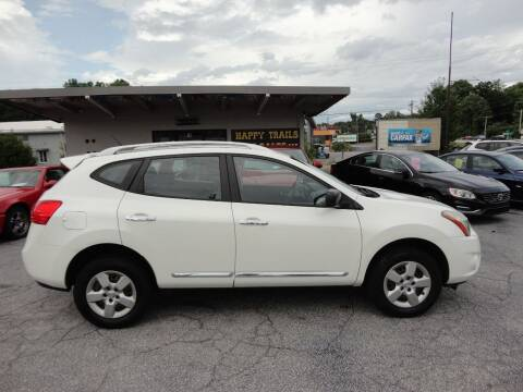 2015 Nissan Rogue Select for sale at HAPPY TRAILS AUTO SALES LLC in Taylors SC