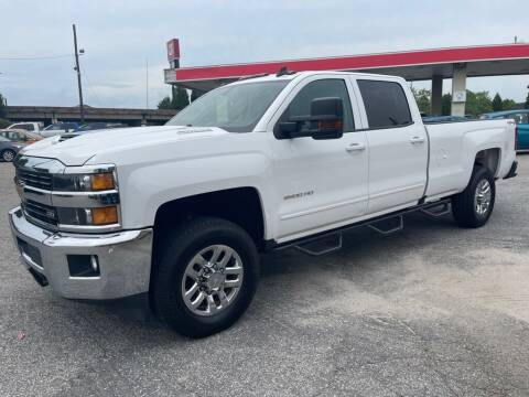 2017 Chevrolet Silverado 3500HD for sale at Modern Automotive in Boiling Springs SC