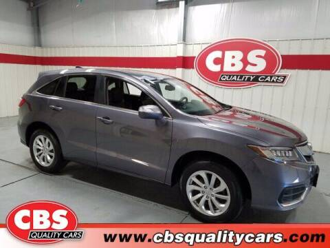 2018 Acura RDX for sale at CBS Quality Cars in Durham NC
