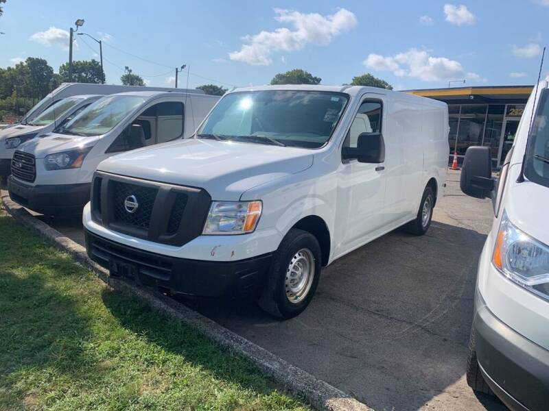 2018 Nissan NV Cargo for sale at Connect Truck and Van Center in Indianapolis IN