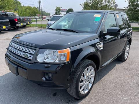 2012 Land Rover LR2 for sale at Diana Rico LLC in Dalton GA