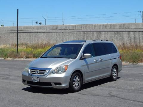 2009 Honda Odyssey for sale at Crow`s Auto Sales in San Jose CA
