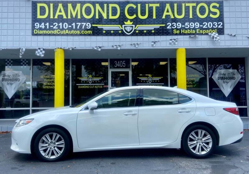 2013 Lexus ES 350 for sale in Fort Myers, FL