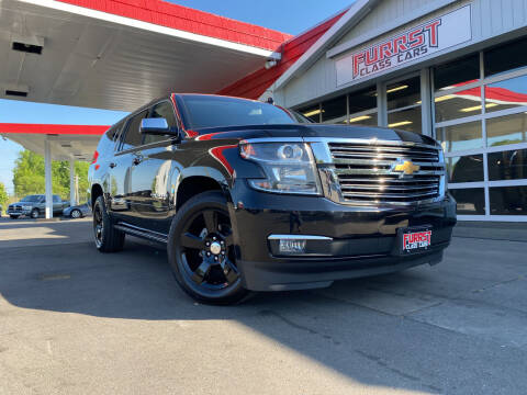 2018 Chevrolet Suburban for sale at Furrst Class Cars LLC in Charlotte NC