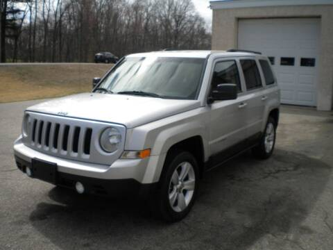 2012 Jeep Patriot for sale at Route 111 Auto Sales in Hampstead NH