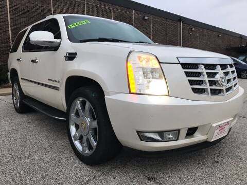 2007 Cadillac Escalade for sale at Classic Motor Group in Cleveland OH