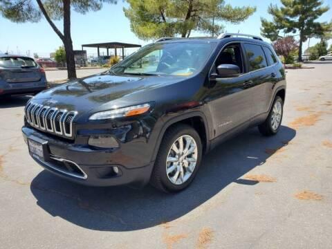 2015 Jeep Cherokee for sale at Matador Motors in Sacramento CA