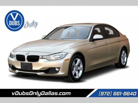 2013 BMW 3 Series for sale at VDUBS ONLY in Dallas TX