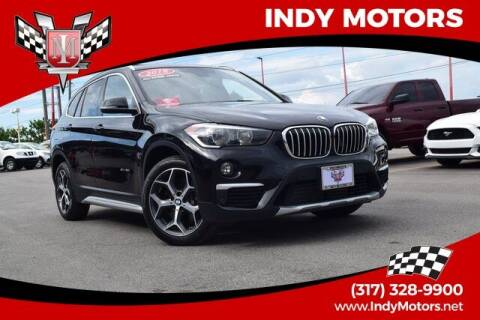2018 BMW X1 for sale at Indy Motors Inc in Indianapolis IN