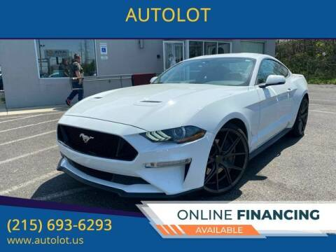 2020 Ford Mustang for sale at AUTOLOT in Bristol PA