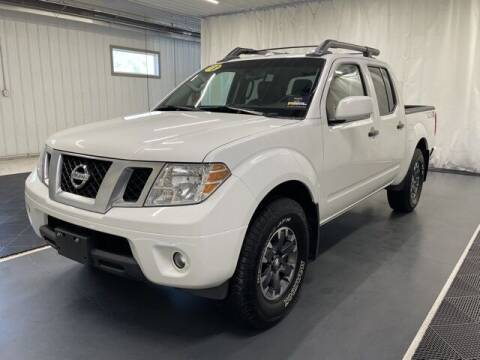 2018 Nissan Frontier for sale at Monster Motors in Michigan Center MI