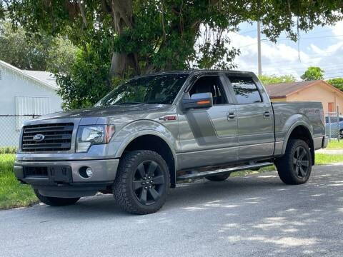 2014 Ford F-150 for sale at Auto Direct of South Broward in Miramar FL