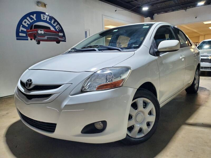 2007 Toyota Yaris for sale at Italy Blue Auto Sales llc in Miami FL