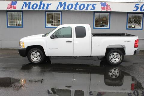 2011 Chevrolet Silverado 1500 for sale at Mohr Motors in Salem OR