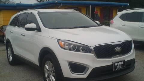 2017 Kia Sorento for sale at Global Vehicles,Inc in Irving TX