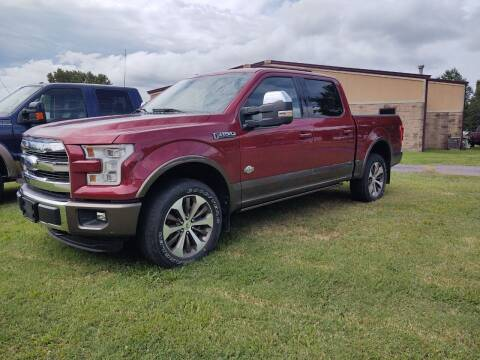 2016 Ford F-150 for sale at KW TRUCKING OF KS in Saint Paul KS