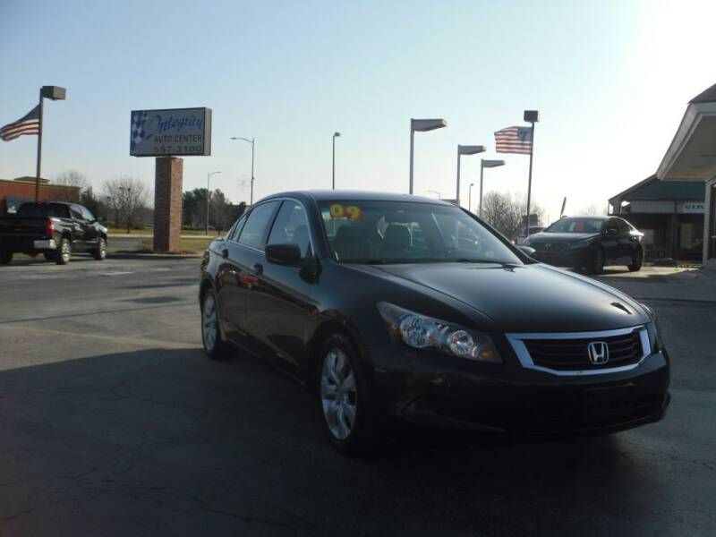 2009 Honda Accord for sale at Integrity Auto Center in Paola KS