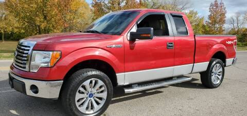 2010 Ford F-150 for sale at Superior Auto Sales in Miamisburg OH