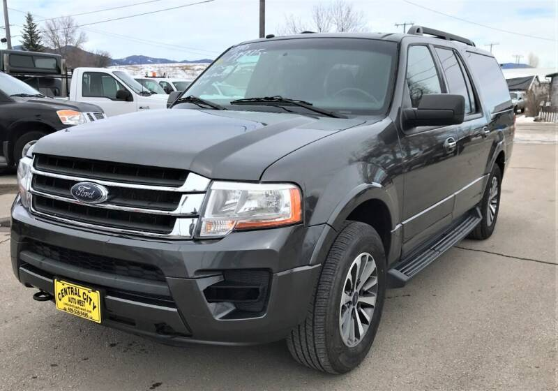 2016 Ford Expedition EL for sale at Central City Auto West in Lewistown MT