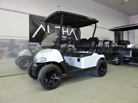 2013 E-Z-GO RXV for sale at Alpha Motorsports in Sioux Falls SD