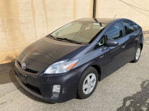 2011 Toyota Prius for sale at Bill's Auto Sales in Peabody MA