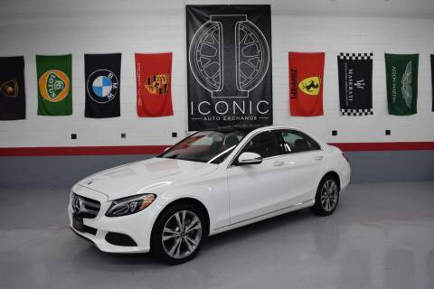 2018 Mercedes-Benz C-Class for sale at Iconic Auto Exchange in Concord NC