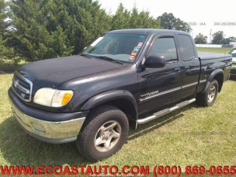 2000 Toyota Tundra for sale at East Coast Auto Source Inc. in Bedford VA