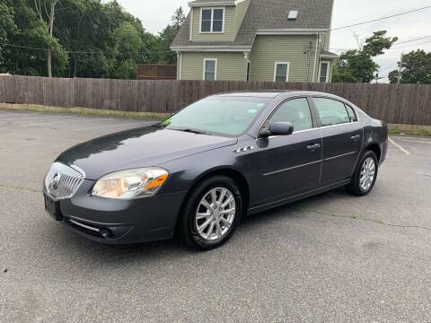 2010 Buick Lucerne for sale at Pristine Auto in Whitman MA