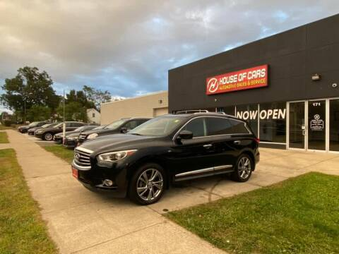 2014 Infiniti QX60 for sale at HOUSE OF CARS CT in Meriden CT