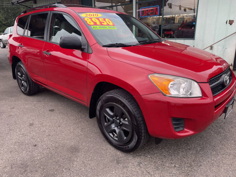 2010 Toyota RAV4 for sale at Low Auto Sales in Sedro Woolley WA