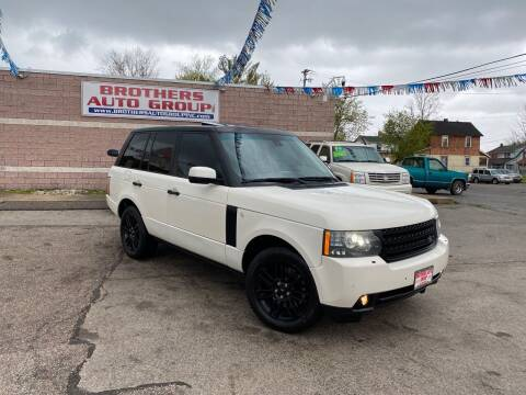 2010 Land Rover Range Rover for sale at Brothers Auto Group in Youngstown OH