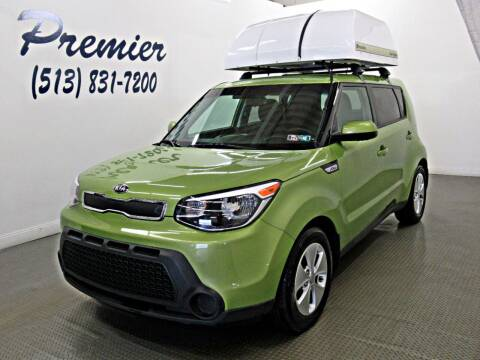 2016 Kia Soul for sale at Premier Automotive Group in Milford OH