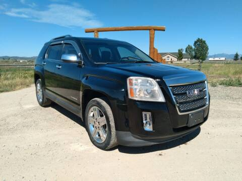 2013 GMC Terrain for sale at Kevs Auto Sales in Helena MT