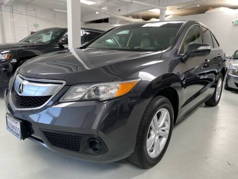 2013 Acura RDX for sale at Mag Motor Company in Walnut Creek CA