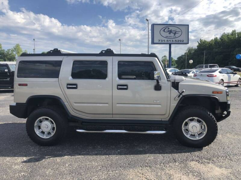 2005 HUMMER H2 for sale at GKF Sales in Jackson TN