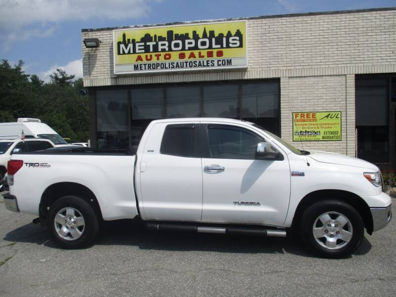 2012 Toyota Tundra for sale at Metropolis Auto Sales in Pelham NH