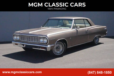 1964 Chevrolet Chevelle for sale at MGM CLASSIC CARS in Addison, IL