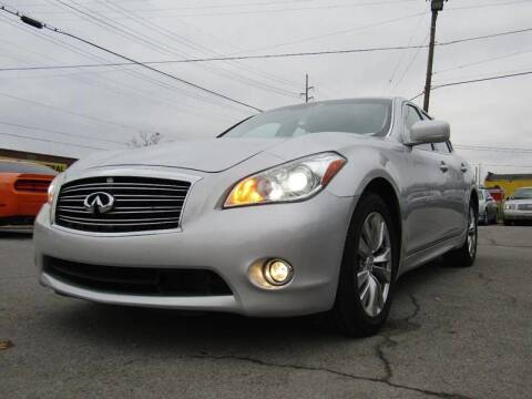 2012 Infiniti M56 for sale at A & A IMPORTS OF TN in Madison TN