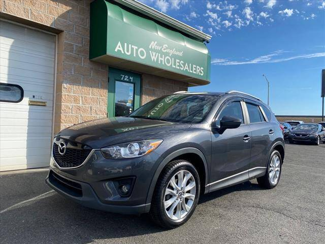 2015 Mazda CX-5 for sale at New England Wholesalers in Springfield MA